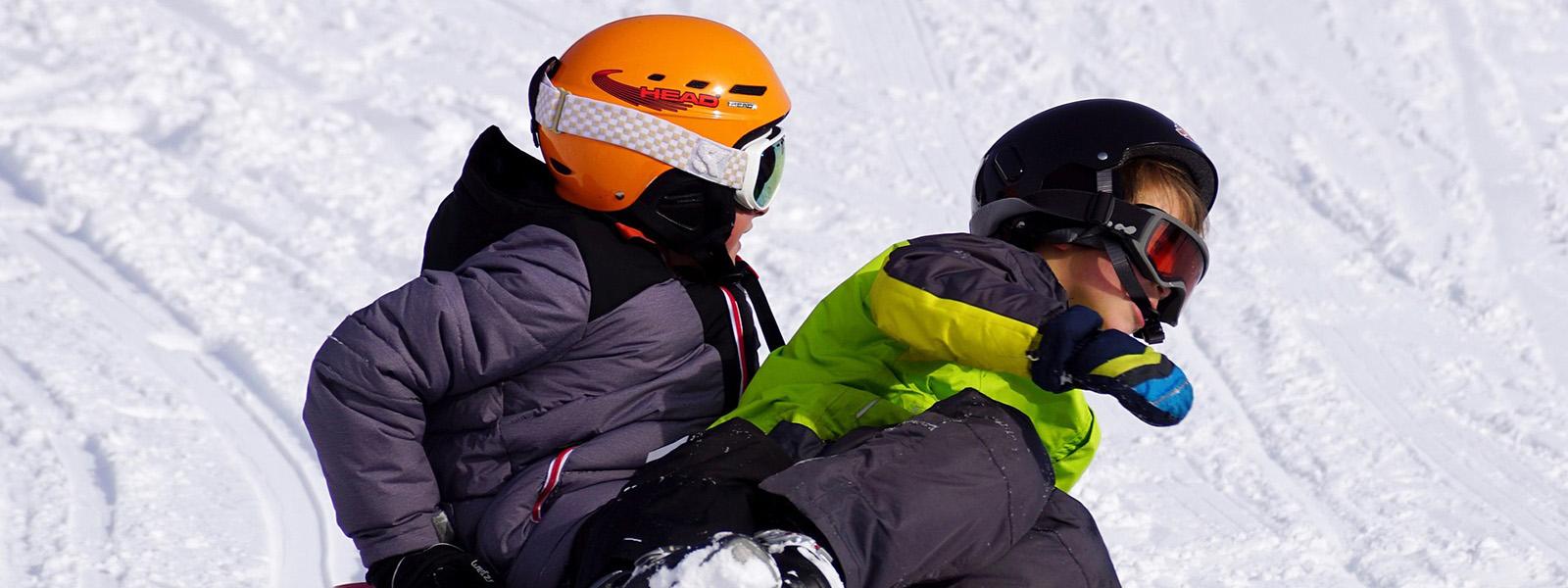 Classes de neige et colonies de vacances d'hiver - Village Vacances Neige & Plein Air