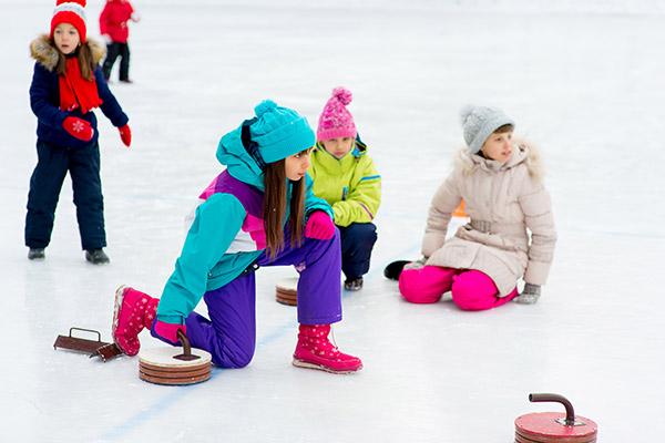 Curling - Village Vacances Neige & Plein Air