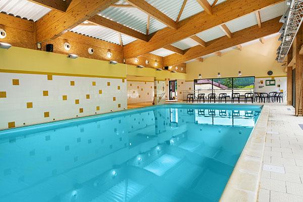 La piscine - Village Vacances Neige et Plein Air