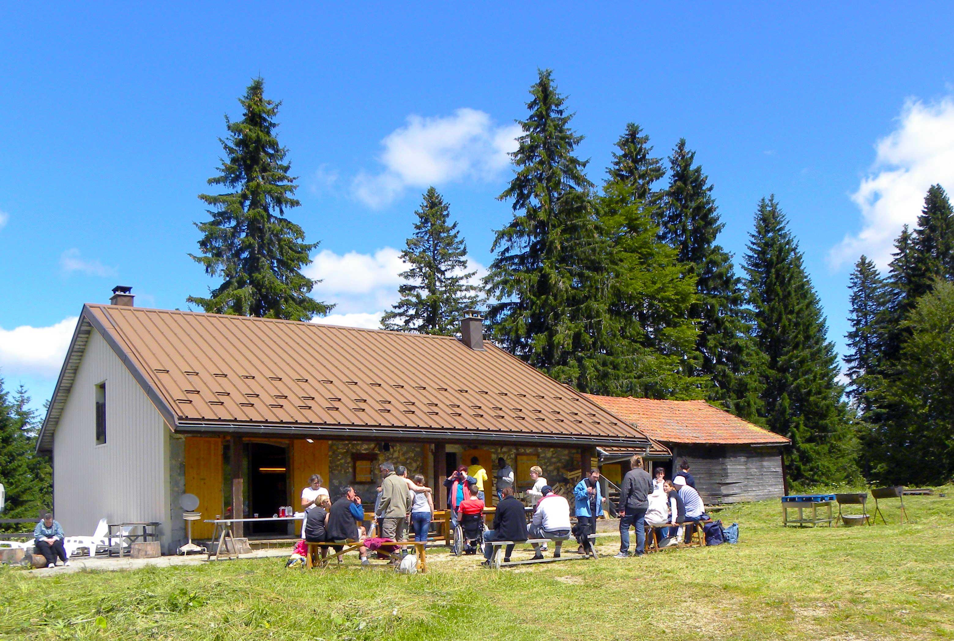 Le Gîte des Auvernes - Village Vacances Neige et Plein Air