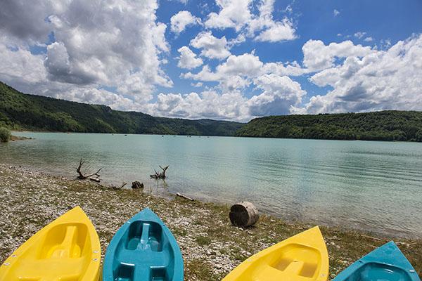 Le Lac de Vouglans - Village Vacances Neige & Plein Air