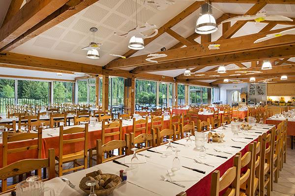 Le restaurant - Village Vacances Neige et Plein Air (3)