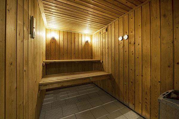 Le sauna - Village Vacances Neige et Plein Air