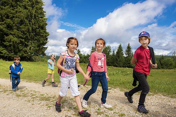 Les clubs enfants - Village Vacances Neige & Plein Air