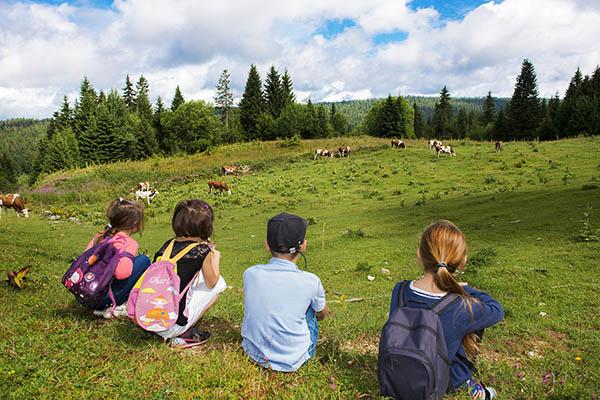 Les clubs enfants - Village Vacances Neige & Plein Air (3)