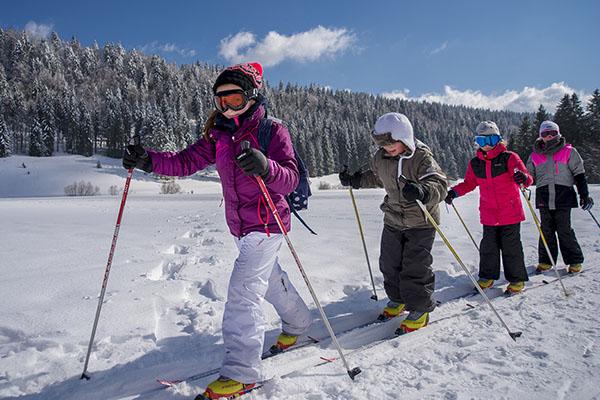 Nos clubs enfants - Village vacances Neige & Plein Air 2