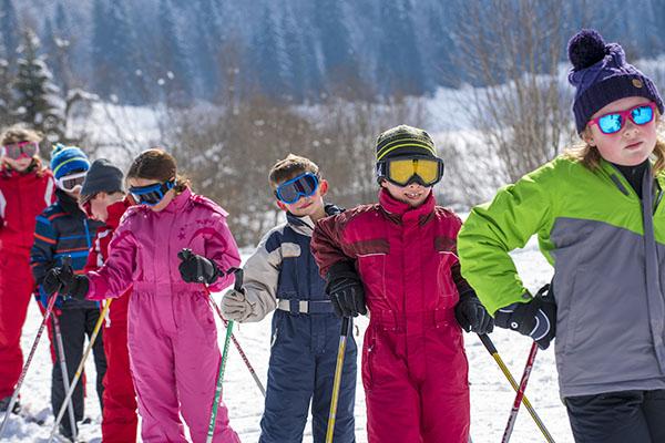 Nos clubs enfants - Village vacances Neige & Plein Air