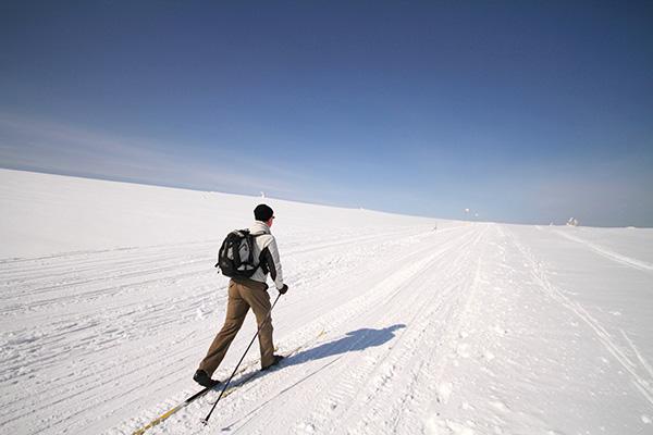 Ski de fond - Village Vacances Neige & Plein Air (1)