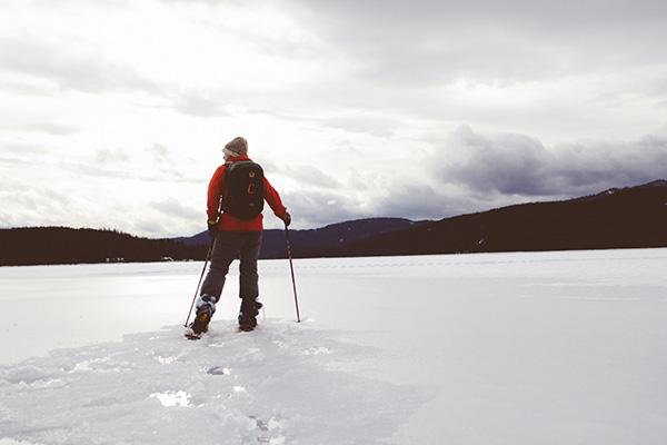 Ski de fond - Village Vacances Neige & Plein Air