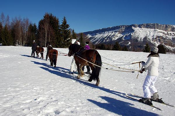 Ski Joering - Village Vacances Neige & Plein Air