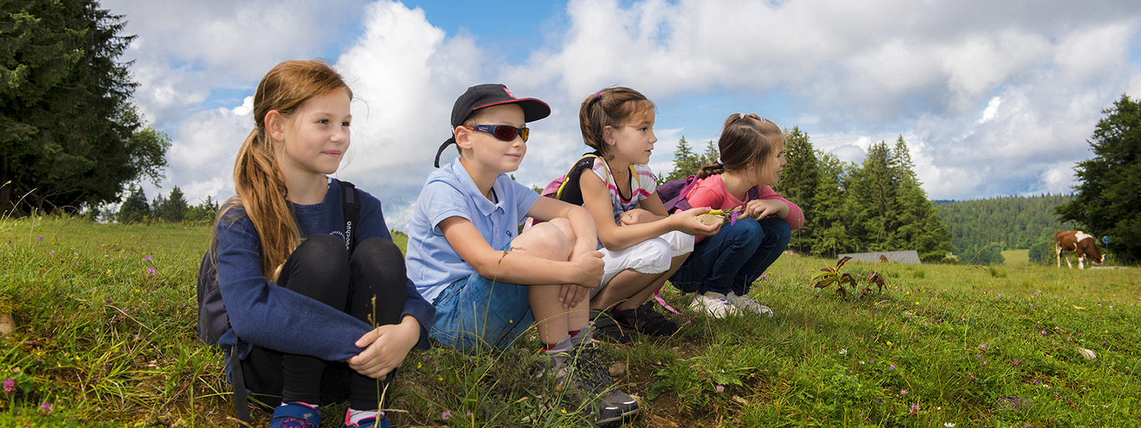 Vacances d'été dans le Jura - Village Vacances Neige & Plein Air