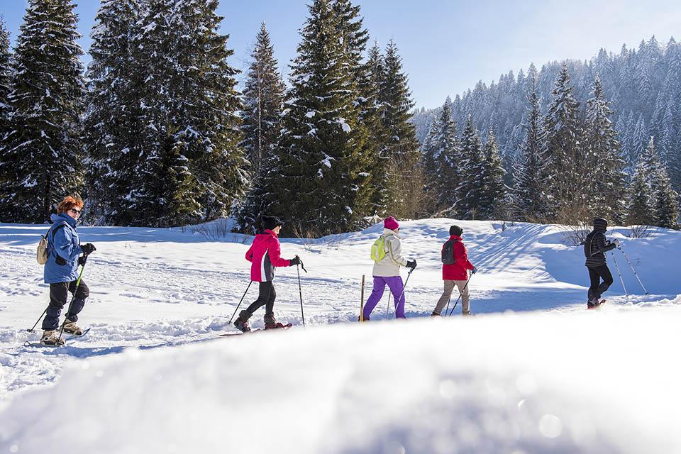 Vacances d'hiver - Village Vacances Neige & Plein Air